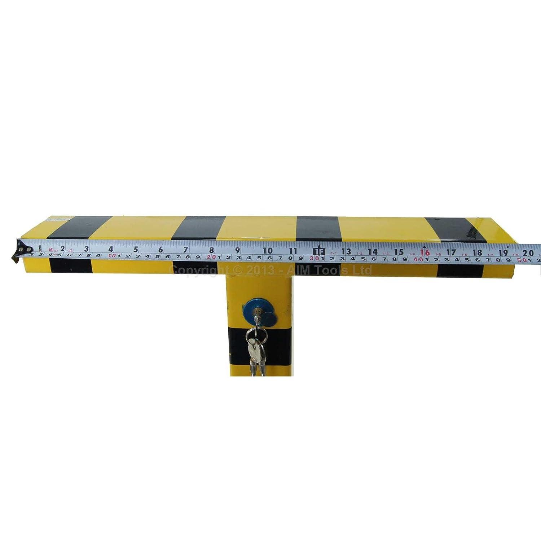 KATSU equipa el poste de estacionamiento de bolardo del poste de seguridad con resorte flexible