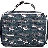 Fiambrera aislante para lonchera, cubra de forma segura su caja Bento, Tiburón