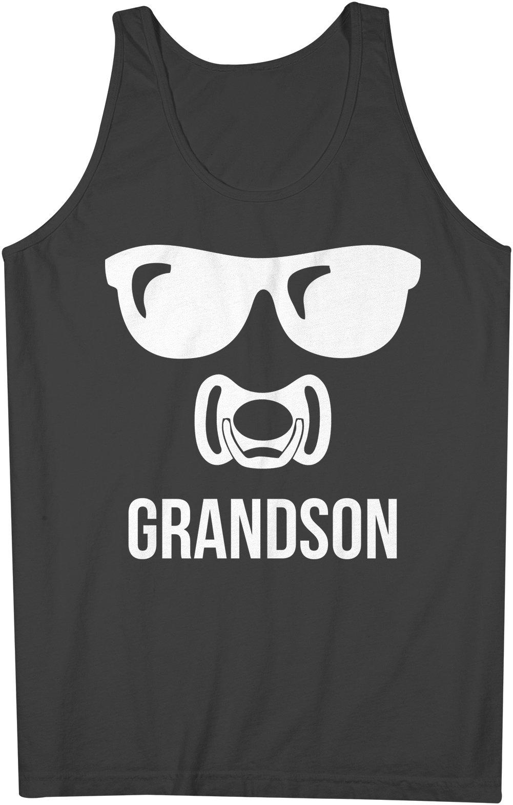Grandson Tank Top Sleeveless Shirt 2240