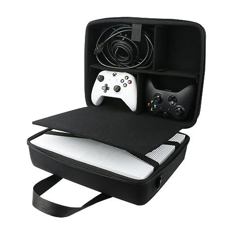 para Microsoft Xbox One S Consola Estuche de transporte ...
