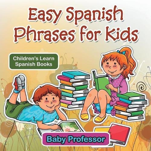 Spanish Phrases Childrens Learn Books