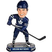 $94 » Auston Matthews Toronto Maple Leafs Headline Special Edition Bobblehead NHL