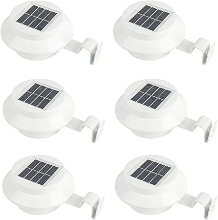 side facing isunmoon gutter solar led lights