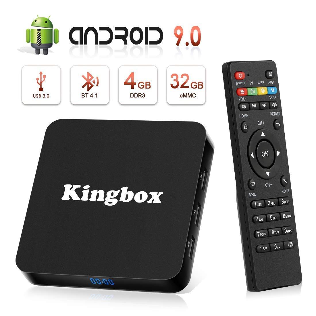 Android Tv Box Fully Xtreme 2019 Kodi tv boxes KODI 18 ultimate ...