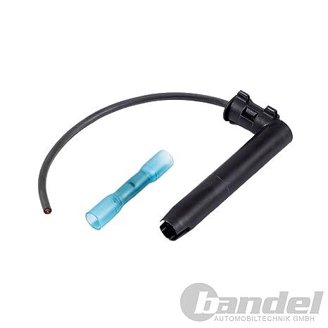 Juego de reparación Cable algodón lápiz Conector de bujías largo Mini Opel Astra Corsa insignia Zafira
