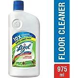 Lizol Disinfectant Floor Cleaner Pine, 975 ml