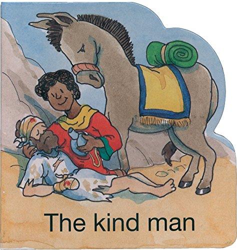 Read Online The Kind Man (Shaped Board Books) PDF