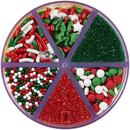 Wilton Sprinkles Holiday Mix - 6.8oz for $<!--$6.95-->