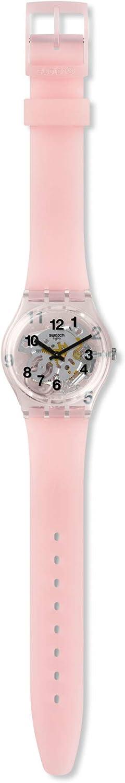 Swatch Reloj Analógico para Unisex Adultos de Cuarzo con Correa en Silicona GP158