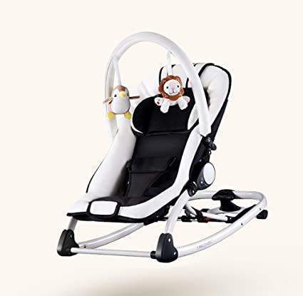 Coax The Baby To Sleep Artefacto Baby Rocking Chair Mecedora Baby Comforts The Recliner Shaker Cama