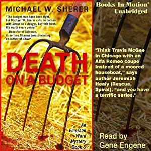Death on a Budget Audiobook
