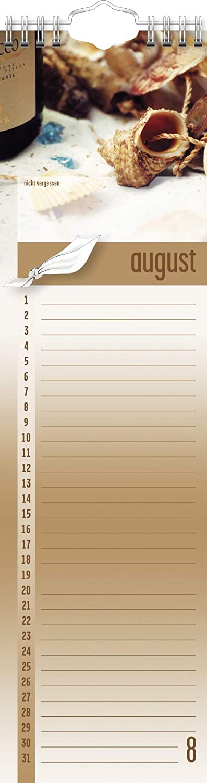 Brunnen Geburtstagskalender Summertime 107047441