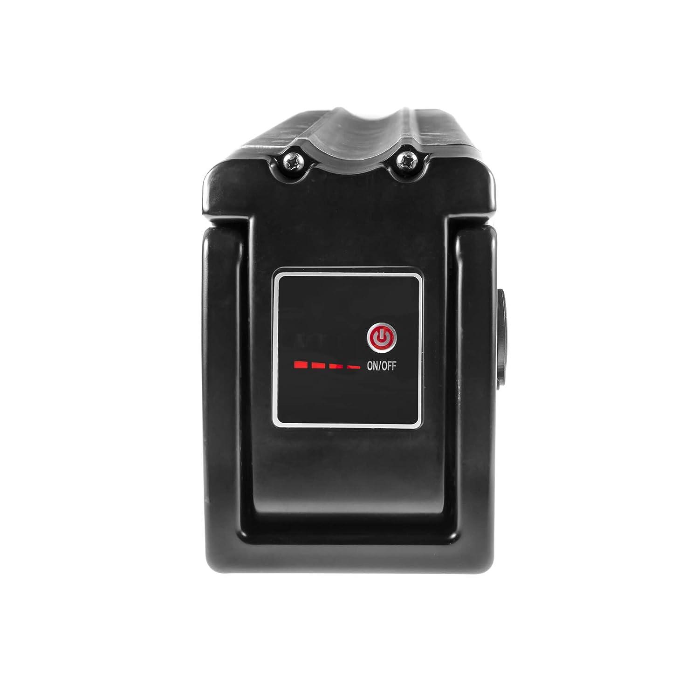 GC/® Batterie E-Bike 48V 11.6Ah V/élos /Électriques Pedelec Silverfish Trek Urban Arrow Bulls Solex avec Cellules Panasonic et Chargeur