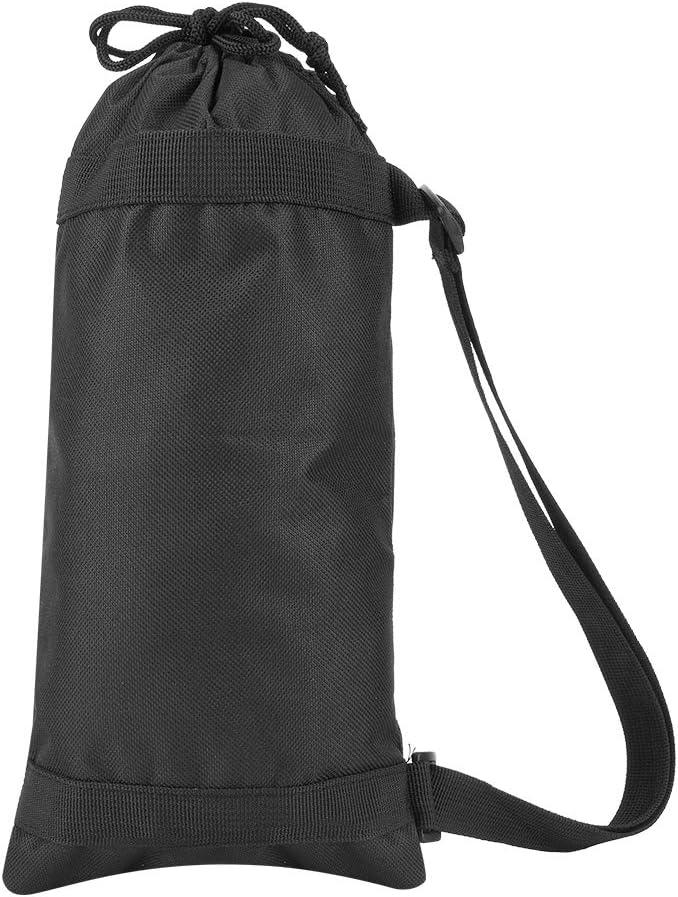 Bewinner Camera Tripod Bag Black Portable Folding Outdoor Oxford Padded Tripod Bag Strap Camera Tripod Photography Carry Bag for Camera Tripod, Monopod, Microphone Tripod(35cm)