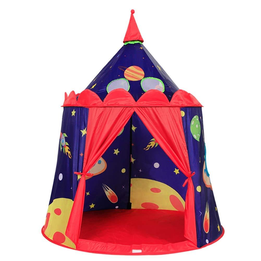 日本最大の 子供宇宙船ポップアップテント、男の子のおもちゃプレイハウスパーフェクトおもちゃギフト幼児子供屋内と屋外   B07QBNTJ3V, KAG-Deli かぐでり:c6cae9c8 --- a0267596.xsph.ru