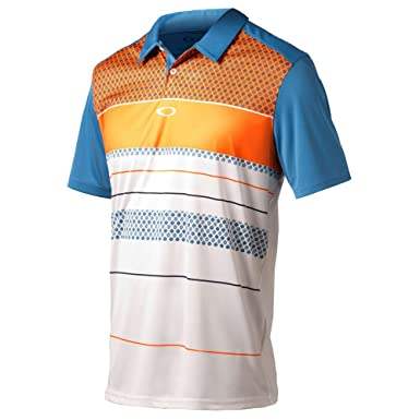 49ee7ab496 Amazon.com  Oakley Men s Austin Polo  Clothing
