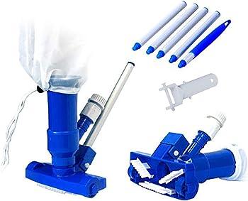 PoolSupplyTown Pool Spa Jet Vacuum Cleaner