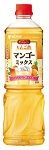 Mitsukan Bineguitto apple vinegar mango mix (6-fold concentrated type) 1000ml