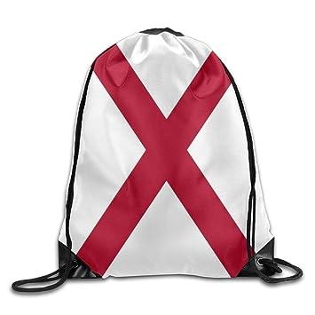 Washington State Flag Sackpack Drawstring Bags Polyester ...