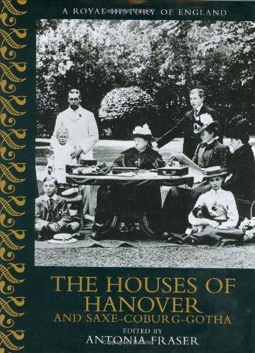 The Houses of Hanover and Saxe-Cobourg-Gotha by John Ridley Jasper; Clarke - Hanover Mall