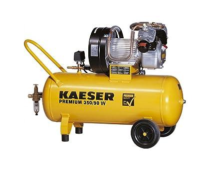 Pantalla Kaeser 350/90 W para taller compresor de aire comprimido