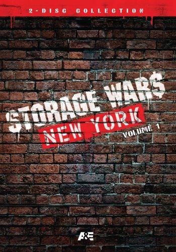storage wars new york dvd - 2