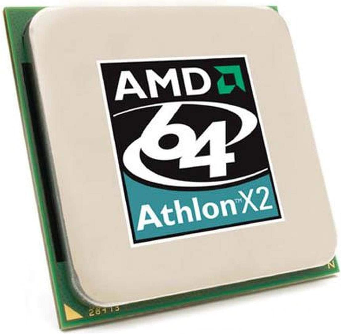 Amazon Com Amd Athlon 64 X2 5200 2 7ghz 2x512kb Socket Am2 Dual Core Cpu Computers Accessories