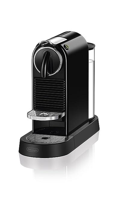 Nespresso CitiZ Espresso Machine by DeLonghi, Black