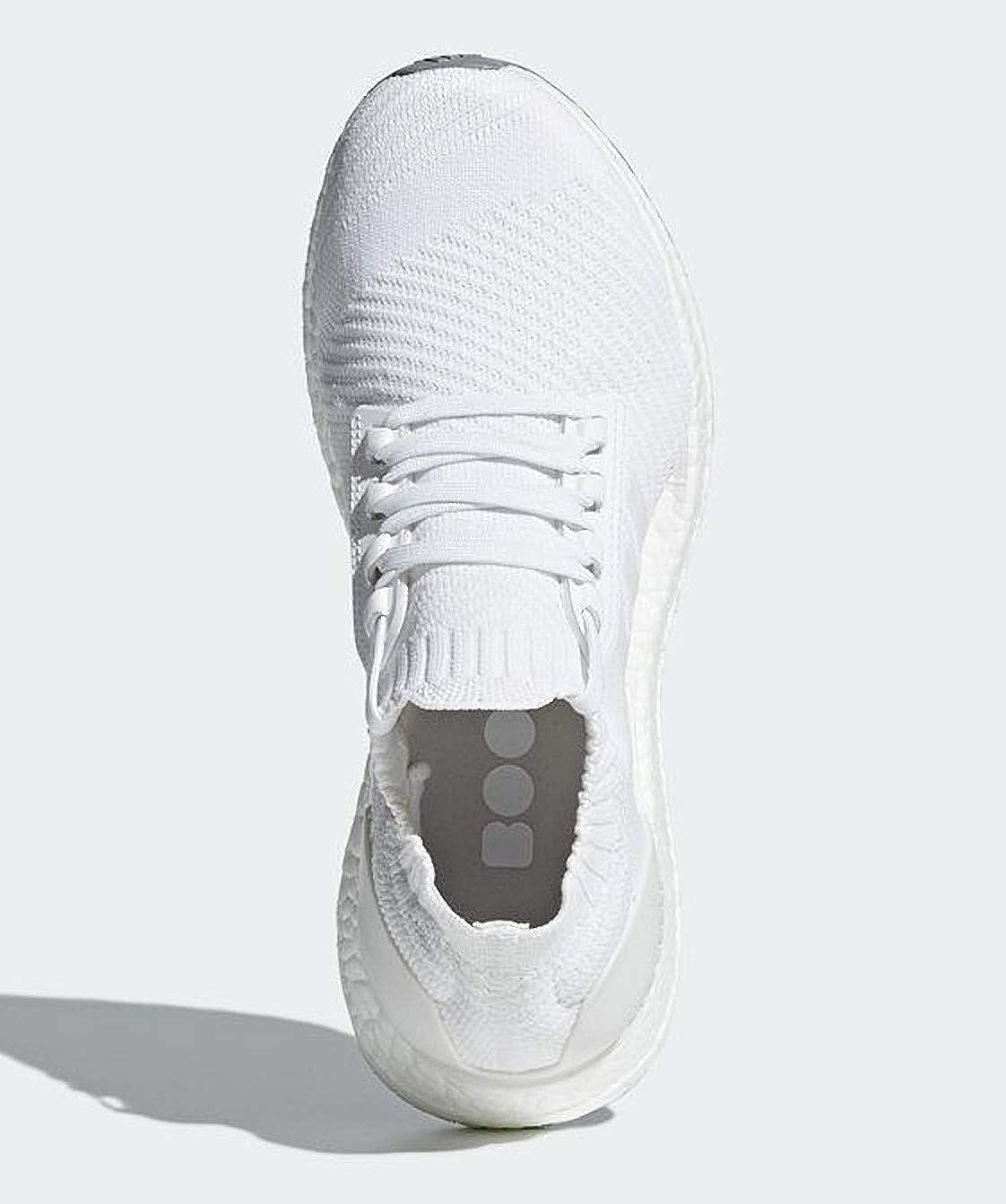 adidas Womens Ultraboost X Cloud WhiteCloud WhiteCrystal