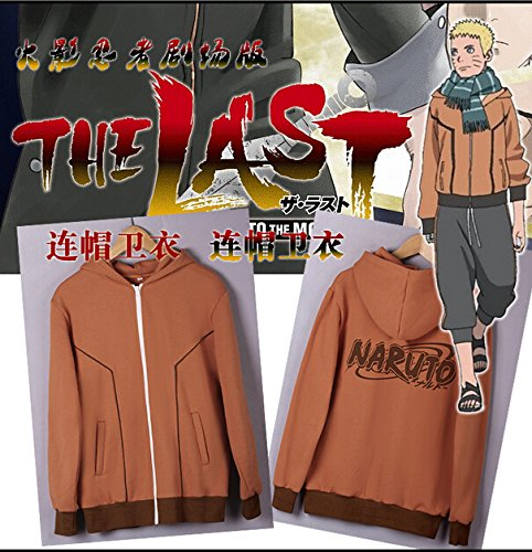 Wholesale 2017 Spring Naruto Uzumaki Coat Men Casual Loose Fit Baseball  Uniform Jacket Adult Anime Naruto Jackets Men Plus Size S 5xl Jackets  Winter Coats ...