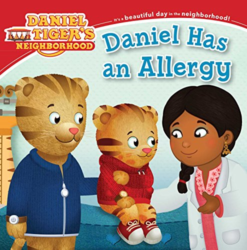 Daniel Has an Allergy (Daniel Tiger's Neighborhood)