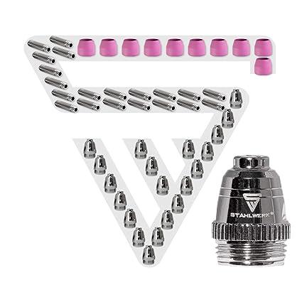 1 Stück Qualität Kreis Führungsrolle Für AG60 SG55 Plasmaschneidbrenner