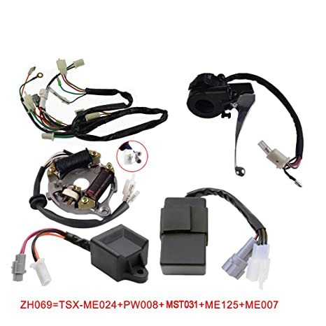 Yamaha Wiring Harness - Simple Electrical Wiring Diagram on
