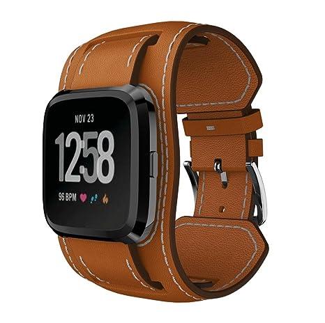 VNEIRW_Electronics Correa de reloj para Fitbit Versa Smartwatch ...