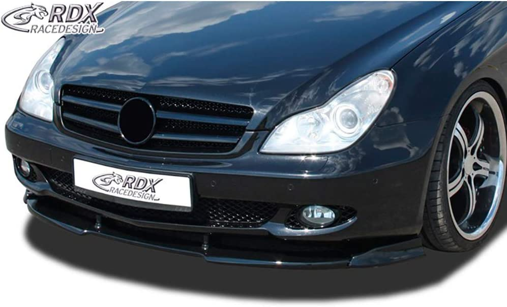 RDX Front Spoiler VARIO-X C-class W204-2011 Front Lip Splitter