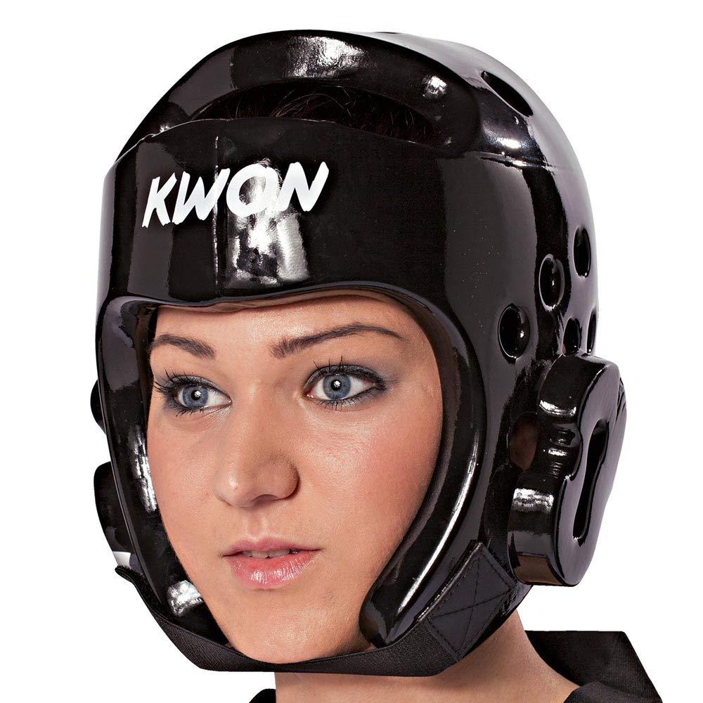 KWON –  Protector de Cabeza, Negro, Varios tamañ os Varios tamaños