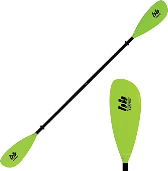 BENDING BRANCHES Sunrise Glass Kayak Paddle