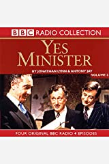 Yes Minister Volume 2 Audible Audiobook