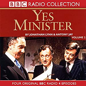 Yes Minister Volume 2 Radio/TV