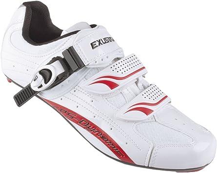 Exustar Road Bicycle Shoes Zapatillas de Bicicleta de Carretera ...