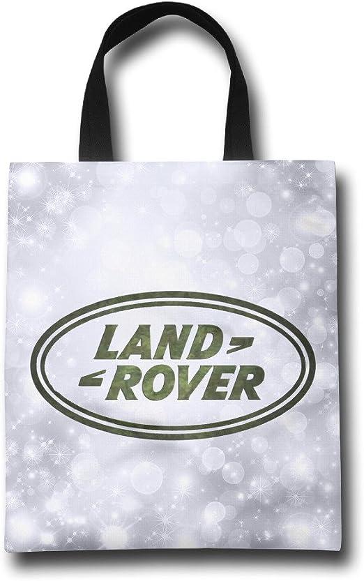 GUC Land Rover Logo Shopping Bags Tote Reusable Grocery Bag