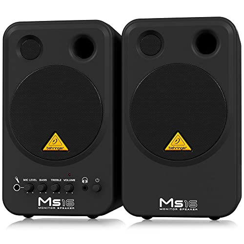 Behringer MS16 Review