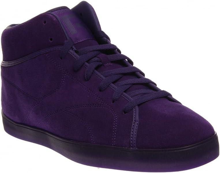 Reebok T-RAWW Mens Athletic Casual Shoes Mens size 7 Purple 7b760ddfa