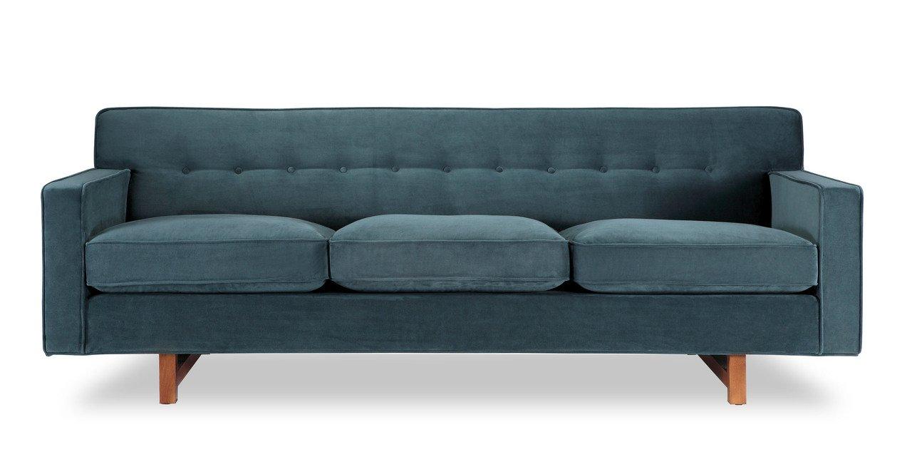 Kardiel Kennedy Mid-Century Modern Classic Sofa