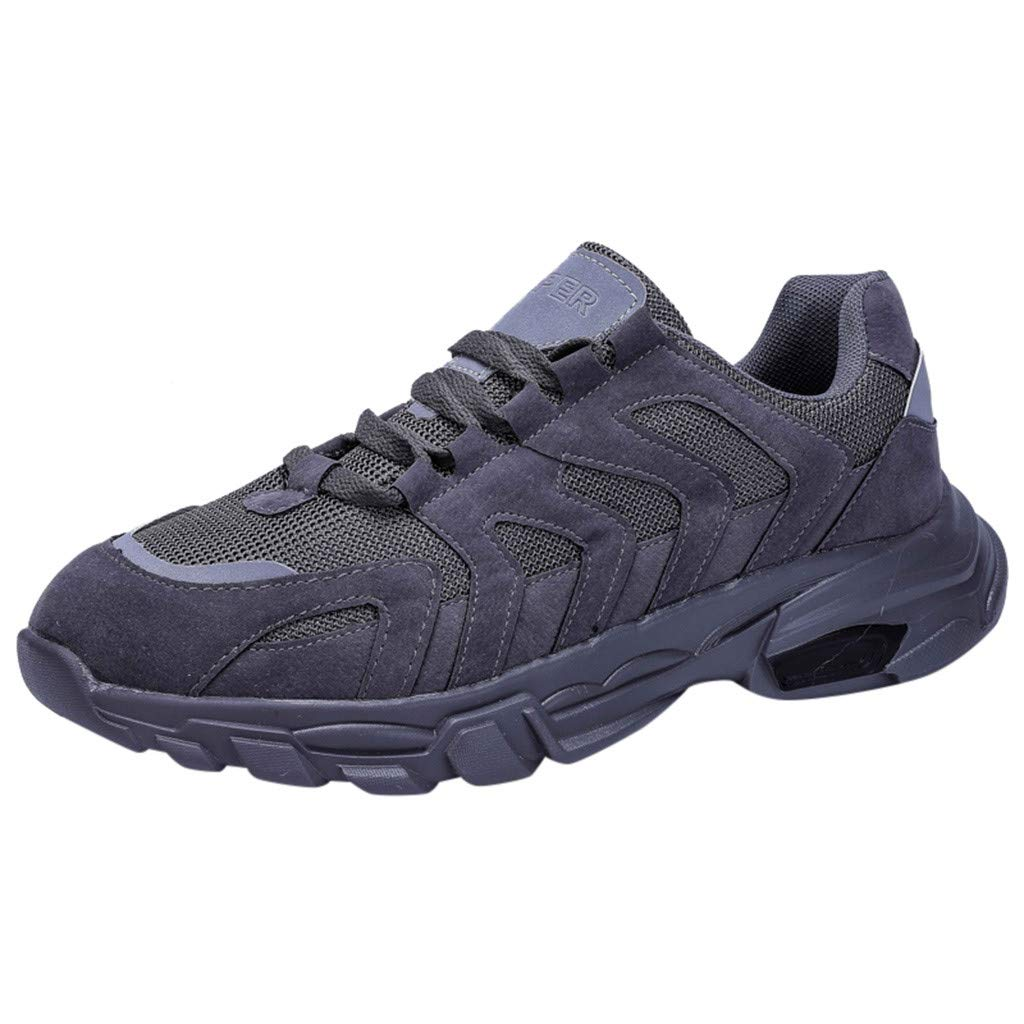 Lucky H New 2019 Indestructible Ryder Safety Shoes for Men and Women with Steel Toe Cap|Lightweight Breathable Work Shoes|Puncture-Proof Work Sneakers,New 2019 Indestructible Ryder Safety Shoes