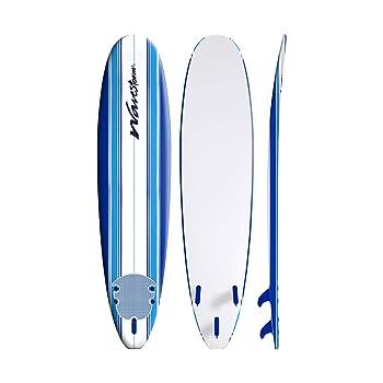 Wavestorm 8' Classic Pinline Funboard Surfboard