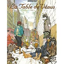La table de vénus t01