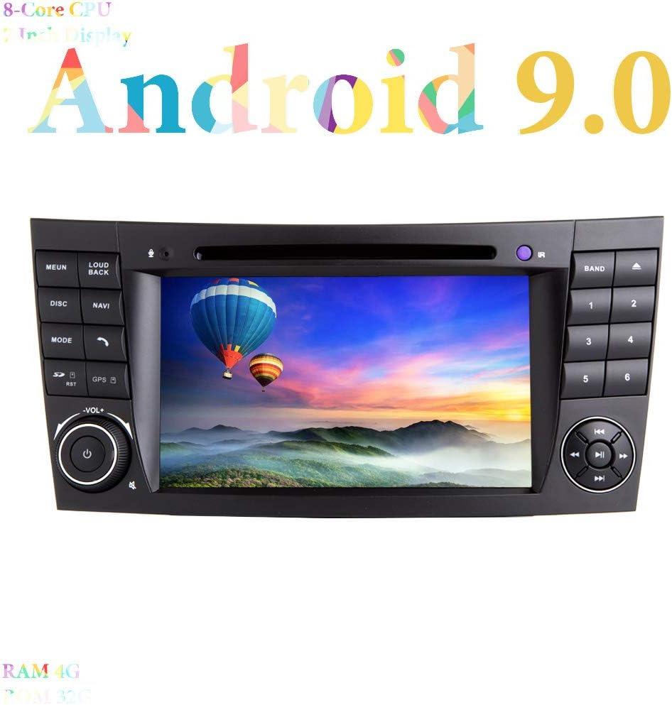 Xisedo Android 9 0 In Dash Car Radio 7 Inch 8 Core Ram Elektronik