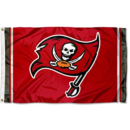 84cc8dfe WinCraft Tampa Bay Buccaneers TB Large NFL 3x5 Flag