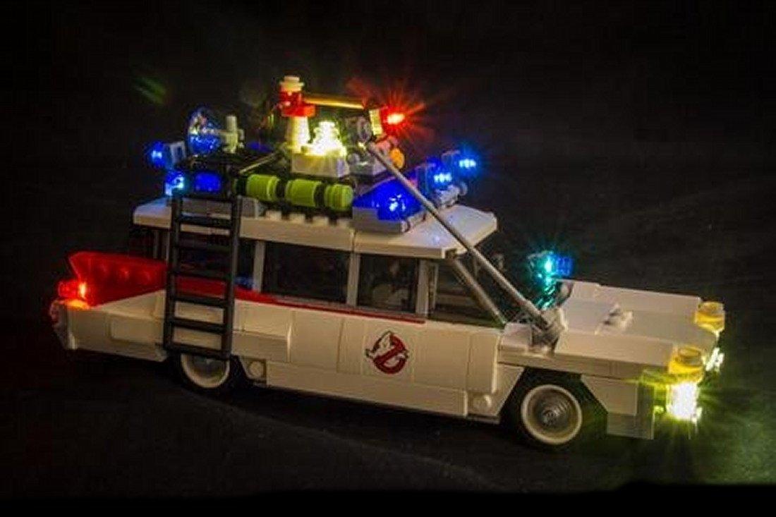 Arundel services eu kit di illuminazione led per lego ghostbusters